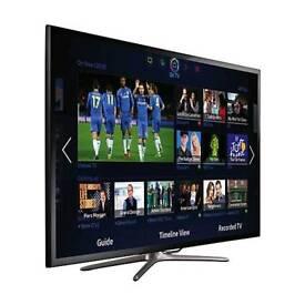 "SAMSUNG 40"" 5 series Smart HD TV 12 months old"