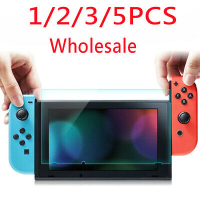 Wholesale For Nintendo Switch Premium Tempered Glass Screen Protector