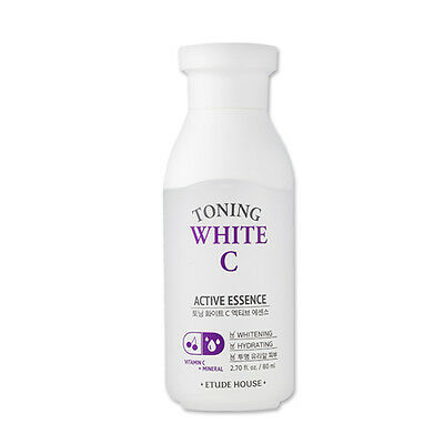 [Etude House] Toning White C Active Essence 80ml