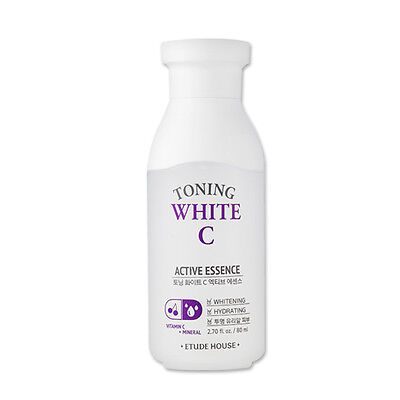 [Etude House] Toning White C Active Essence 80ml