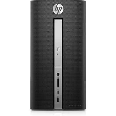 HP Pavilion 570-p054 Desktop PC Core i3-7100 3.90GHz 4GB RAM 1TB HDD WIN10