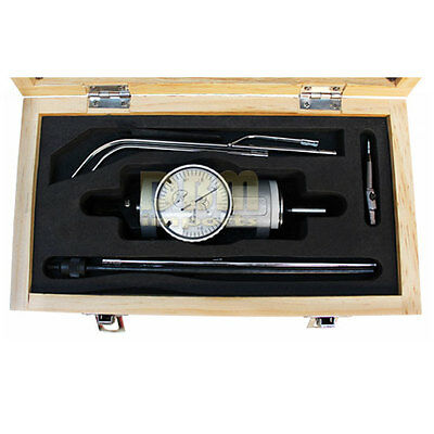 Dial Co-ax Indicator Test Centering Alignment Coaxial Coax Curved Straight .0005