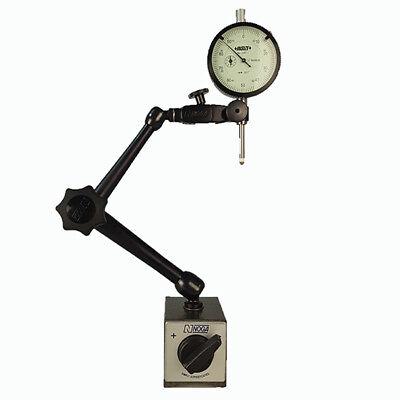 Insize 2307-1 0-1 Dial Indicator Noga Dg61003 Magnetic Base