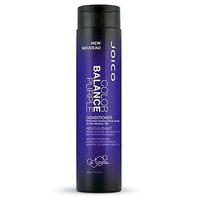 Used, Joico Color Balance Purple Conditioner 300ml Light Blonde Hair Color Correction for sale  Los Angeles