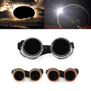 Color Solar Eclipse Glasses Goggles Electric Welding Glas...