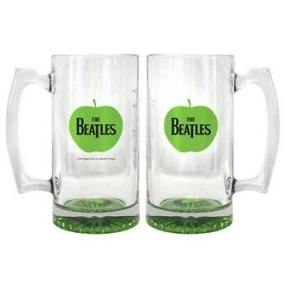 Beatles Glass -  Apple - Root Beer Mug - NEW