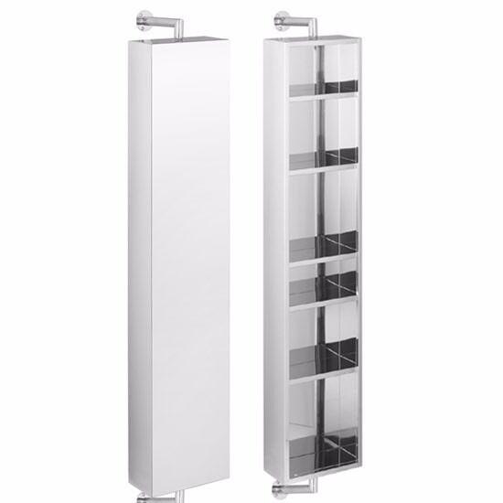 Dwell Rotating mirror storage cabinet | in Lewisham, London | Gumtree