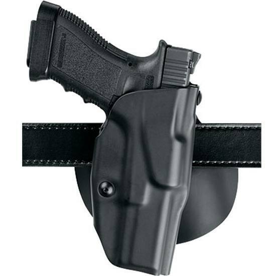 Safariland 6378-477-411 Black ALS Paddle Holster RH For Sig P226R/P220R