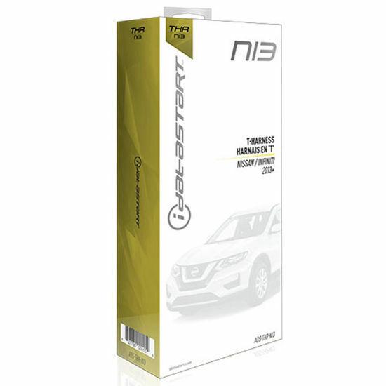 FlashLogic ADS-THR-NI3 T-Harness Car Kit for Select 2013-Up Infiniti and Nissan