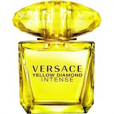 "Versace ""Yellow Diamond Intense"" 3.0 oz EDP Spray for Women,New in Box, Sealed"