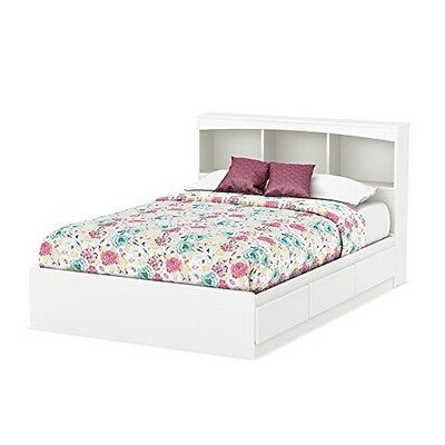 South Shore 10039 Step One Full Size Mates Bed with Drawers