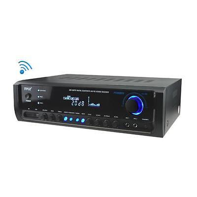 PT390BTU Bluetooth Digital Home Theater MP3/USB/SD Stereo Receiver 300 Watt