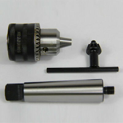116-12 Capacity Threaded Drill Chuck 12-20-2mt Arbor For Woodworking Mt2