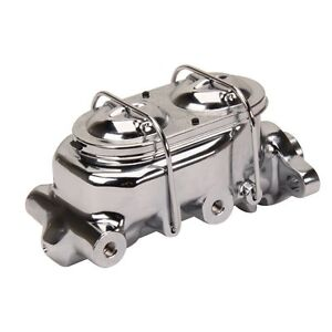 Holden-HQ-HJ-HX-HZ-GTS-MONARO-NEW-Chrome-Brake-Master-Cylinder-FREE-SHIPPING