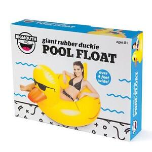 Giant Rubber Duckie Pool Float! By Big Mouth Toys Peterborough Peterborough Area image 2