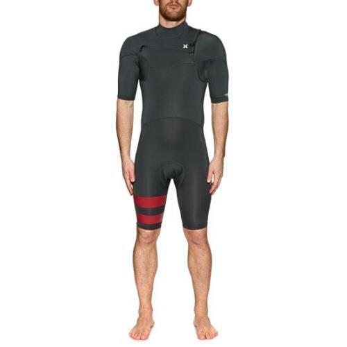 Mens Hurley Advantage Plus Springsuit Wetsuit 2/2 Anthracit XS S MS M MT LS L XL