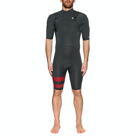 Mens Hurley Advantage Plus Springsuit Wetsuit 2/2 Anthracite