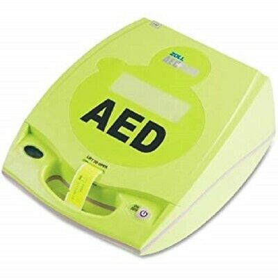 Zoll 2-0100-0001-0201-1010 Aed Plus Semi Automatic 60hz With Carrying Case