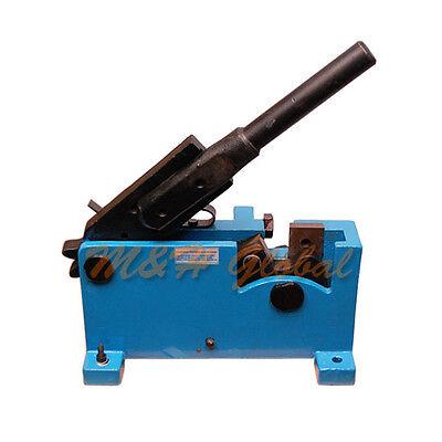 Manual Hand Shear Rebar Flat Square Rod Steel Cutter Cutting 24 Mm 0.94