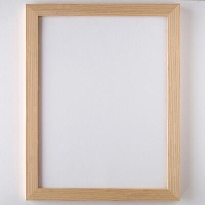 Precious Japanese Cedar Frame for Wood Collage 287×379mm / for Senior difficulty