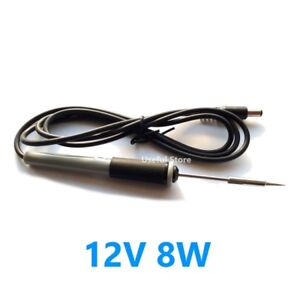 Precision Soldering Iron Replacement Solder for Mini Soldering Station DC 12V 8W