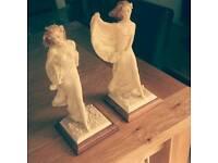Italian porcelain figures