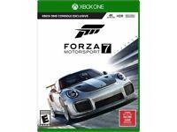Forza Motorsport 7 Xbox One like new