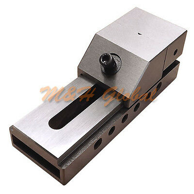 2 Screwless Toolmaker Tool Making Precision Grinding Vise