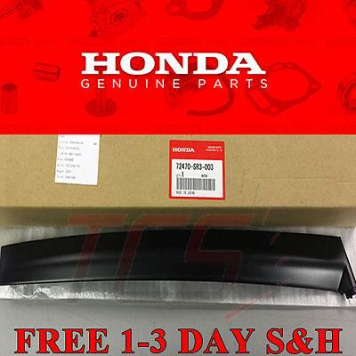 Genuine OEM Honda Civic 2Dr 3Dr Driver's Side Door Pillar Trim 1992-1995 ()