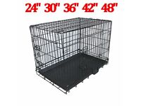 "Dog Crate Cage 36"" Large - Great Condition"