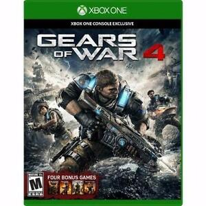 Brand New Gears of War 4 for Xbox One