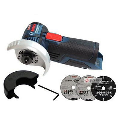 BOSCH GWS10.8-76V-EC Professional Bare tool Grinder Only Body Exact Angle