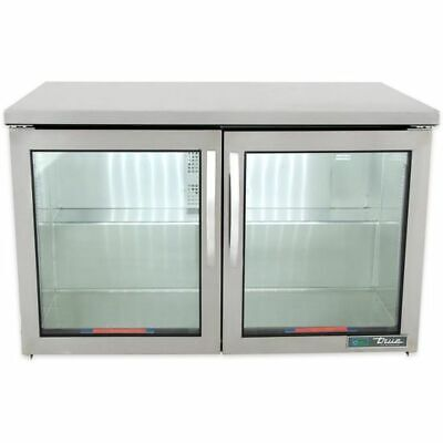 True Commercial 48 Undercounter Refrigerator-tuc-48g-lp-hc