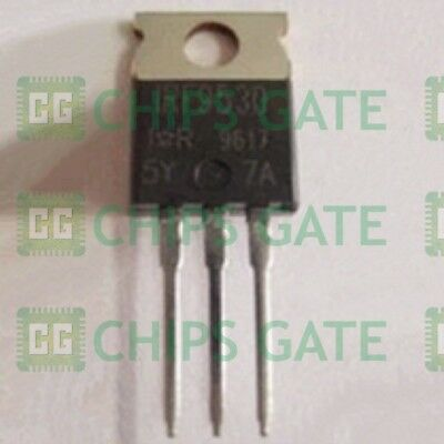 30pcs Irf9530npbf Irf9530 Mosfet P-ch 100v 14a To-220 New Good Quality T43
