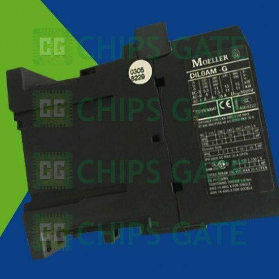 1PCS New Eaton Moeller DILOAM-G Contactor Fast Ship