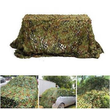 3mx3m Camo Camouflage Net voor Car Cover Camping Militair...