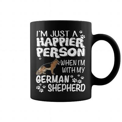 GERMAN SHEPHERD - GSD COFFEE MUG, GERMAN SHEPHERD GIFTS, GERMAN SHEPHERD GIFTS