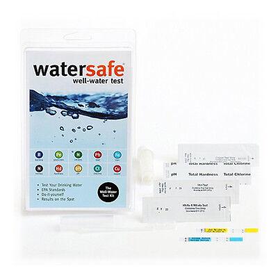 WaterSafe WS-425W Water Test Kit