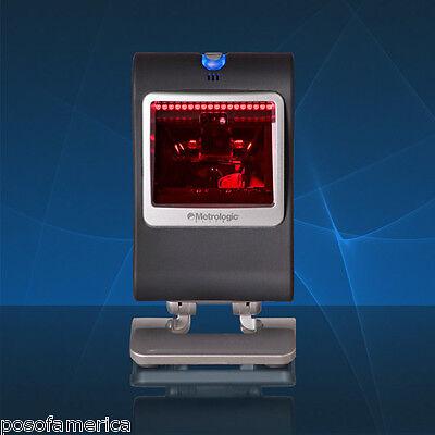 Honeywell Metrologic Ms7580 Genesis Pos Scanner 2d Omnidirectionalusb Black New