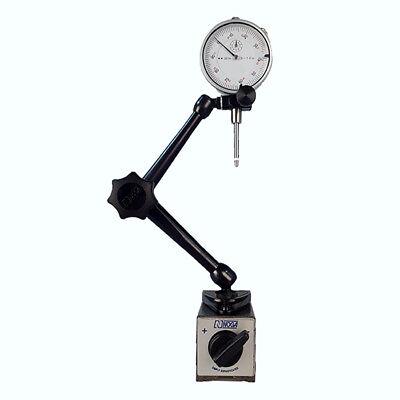 All Industrial 52000 0-1 Dial Indicator Noga Dg10533 Magnetic Base