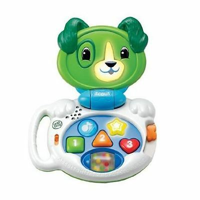 Leapfrog 19197 My Talking Lappup Scout Lively Puppy Pal Baby Toy (Multicoloured)