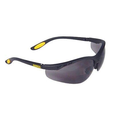 Dewalt Bifocal Reading Safety Glasses Smoke Lens 2.5 Rx Reader Dpg59-225d