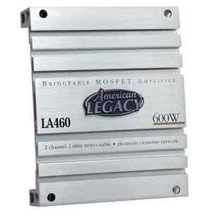 American Legacy amplifier 600w