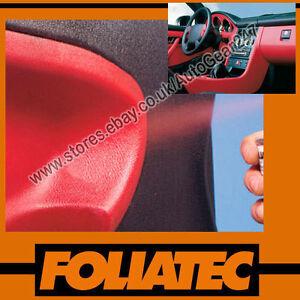 Foliatec Boat Car Interior Dashboard Door Plastic Vinyl Red Spray Paint 400ml Ebay