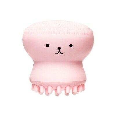 [ETUDE HOUSE] My Beauty Tool Exfoliating Jellyfish Silicon Brush 1ea