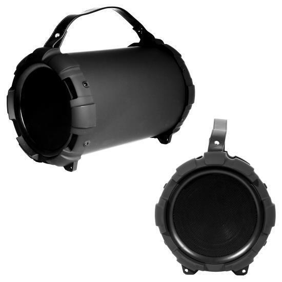 Pro-tubefx Slbsp14 Portable Bluetooth Boombox Speaker Rad...