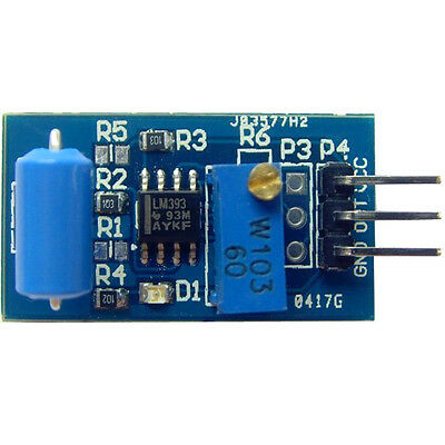 1pcs Tilt Sensor Module Intelligent Car Accessories Tilt Sensing Probe