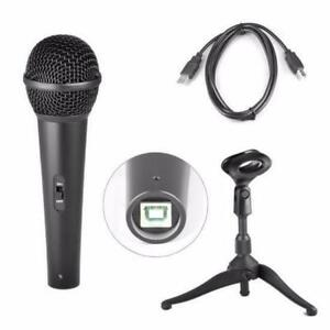 Pyle PDMICUSB6 Dynamic USB Microphone, Studio and Recording Mic Canada Preview