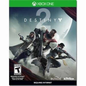 Destiny 2 xbox one Near mint condition (only 1 week of play)