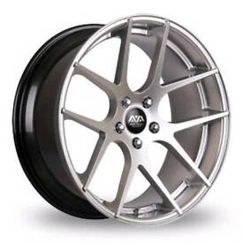 Brand new Ava Alloys and tyres
